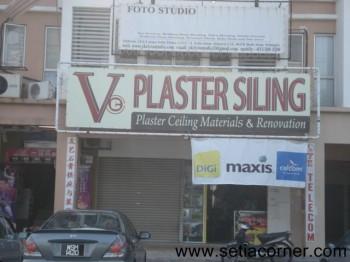 Ve Plaster Ceiling Renovation