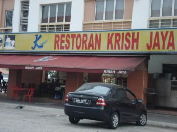Restoran Krish Jaya