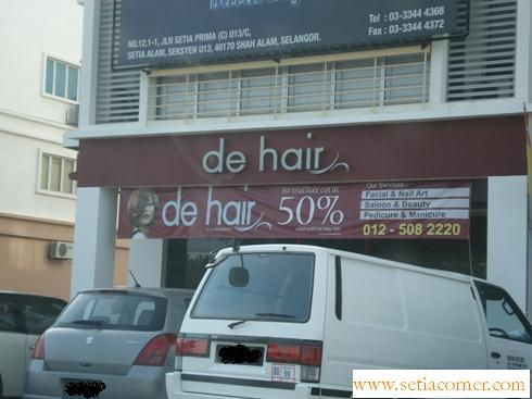 dehair shop