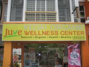 Juve Wellness center shop