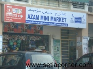 Azam Mini Market