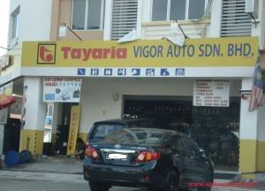 Tayaria Vigor Auto services