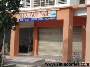 Setia Snow Wash