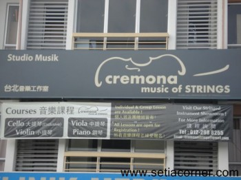Cremona Music of Strings