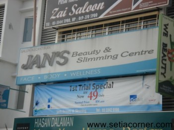 Jans Beauty and Slimming Center