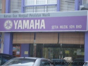 Yamaha Setia Muzik