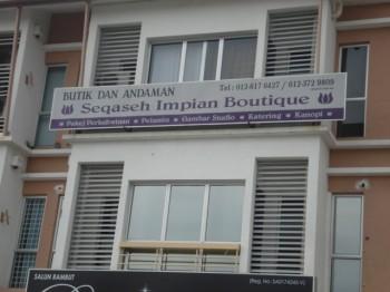 Seqaseh Impian Boutique