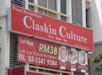 Claskin Culture Beauty Center