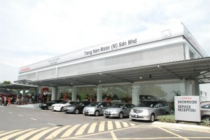 Honda service center in setia alam