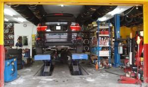 BMW X6 Service