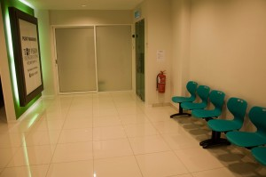 Operating Theatre Waiting Area