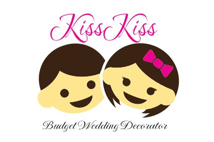 KissKiss Budget Wedding & Event Decorator